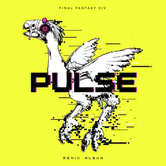 Captura de pantalla del juego PULSE: FINAL FANTASY XIV REMIX ALBUM