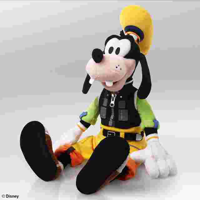 Captura de pantalla del juego KINGDOM HEARTS: KH III GOOFY PLUSH