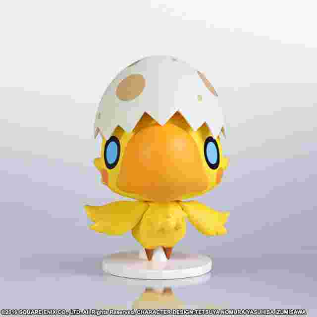 Capture d'écran du jeu WORLD OF FINAL FANTASY STATIC ARTS MINI - CHOCOCHICK