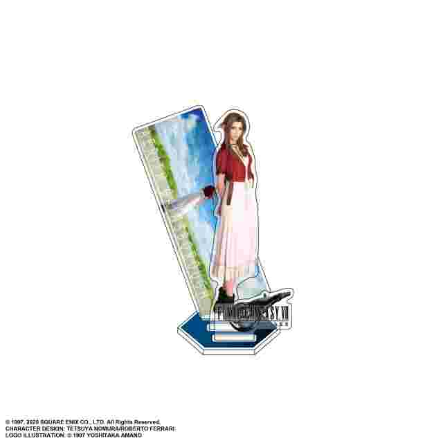 Screenshot for the game FINAL FANTASY VII REMAKE Acrylic Stand : AERITH GAINSBOROUGH