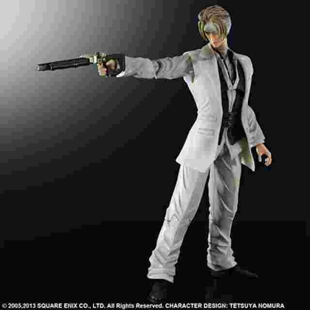 Screenshot des Spiels FINAL FANTASY VII ADVENT CHILDREN PLAY ARTS KAI [Rufus Shinra]