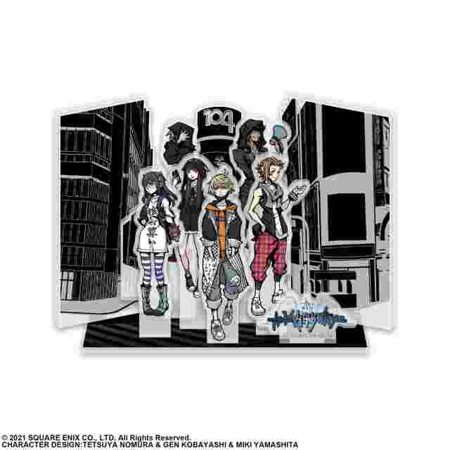 Screenshot for the game NEO: The World Ends with You Acrylic Diorama