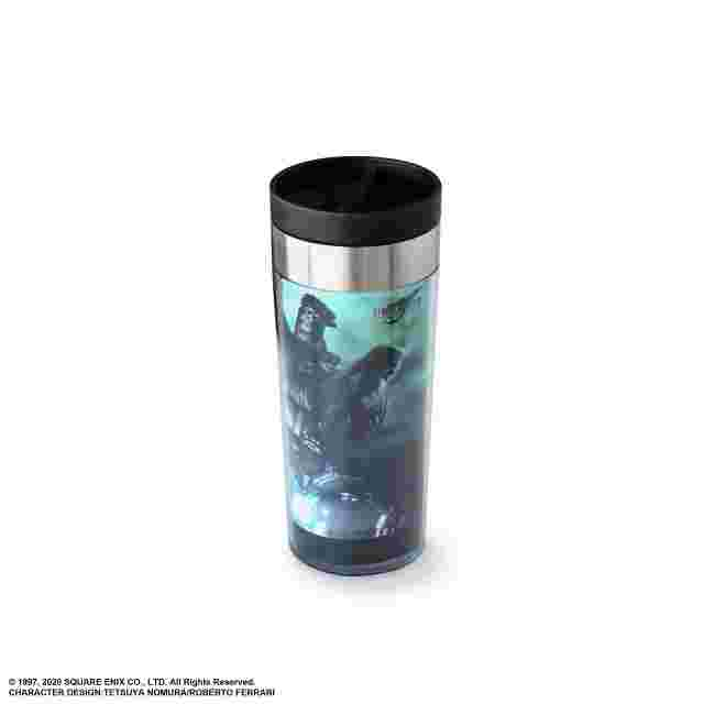 Screenshot for the game FINAL FANTASY VII REMAKE METALLIC ART TUMBLER VOL.1
