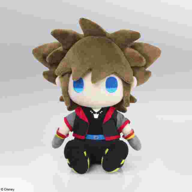 Screenshot for the game KINGDOM HEARTS Series - KH III SORA [PLUSH]
