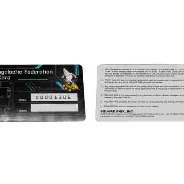 Screenshot for the game STAR OCEAN INTEGRITY AND FAITHLESSNESS ID CARD [REWARD]