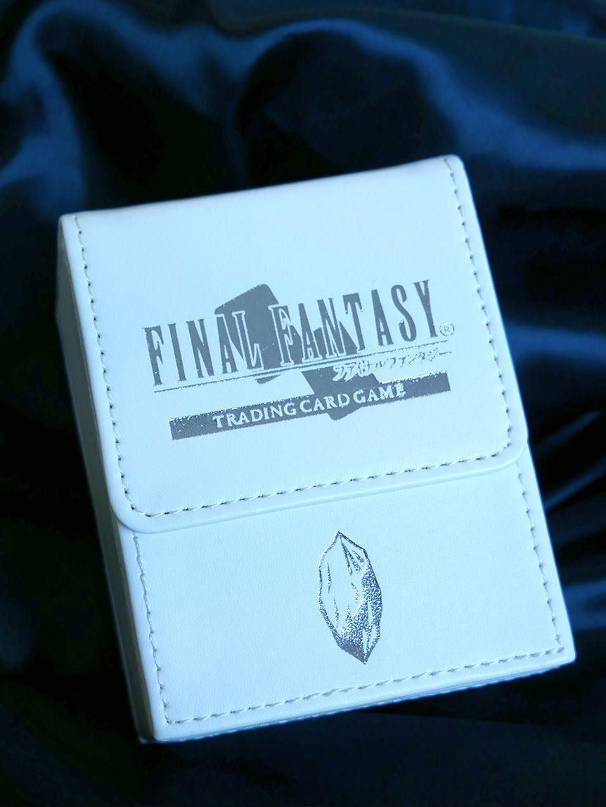 Square Enix Final Fantasy Trading Card Game Deck Box
