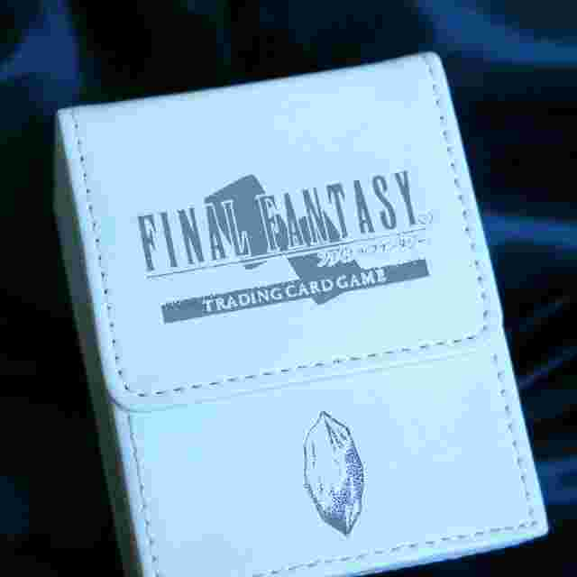 Screenshot for the game FINAL FANTASY TRADING CARD GAME – 2nd Anniversary Deck Box