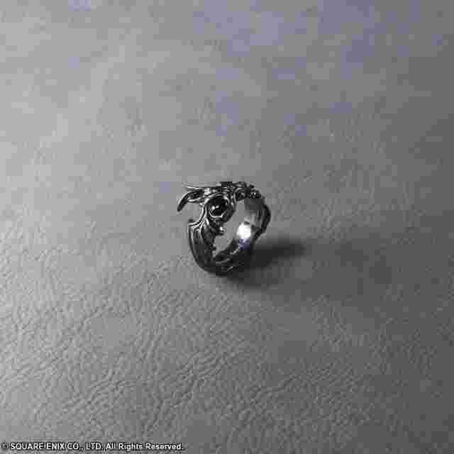 Screenshot for the game FINAL FANTASY® VII BLACK SILVER RING SEPHIROTH -SIZE 8- [JEWELRY]