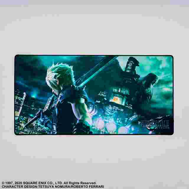Screenshot for the game FINAL FANTASY VII REMAKE GAMING MOUSE PAD