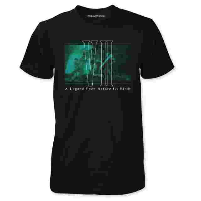 Screenshot for the game FINAL FANTASY® VII REMAKE T-shirt Legend Before Birth: S [Apparel]