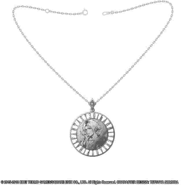 Screenshot des Spiels DISSIDIA FINAL FANTASY Silver Coin Pendant – TIDUS