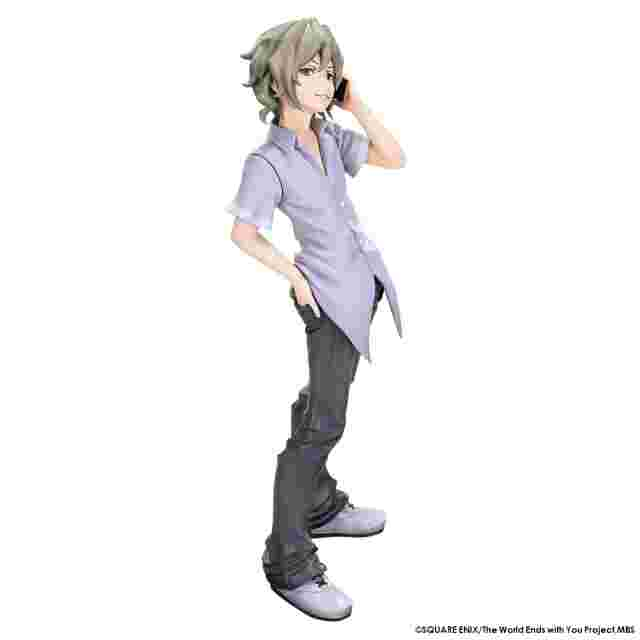 Screenshot des Spiels THE WORLD ENDS WITH YOU THE ANIMATION FIGURE – JOSHUA