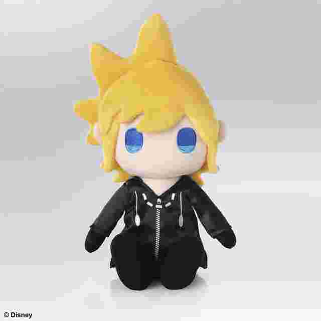 Screenshot for the game KINGDOM HEARTS SERIES PLUSH - KH III ROXAS