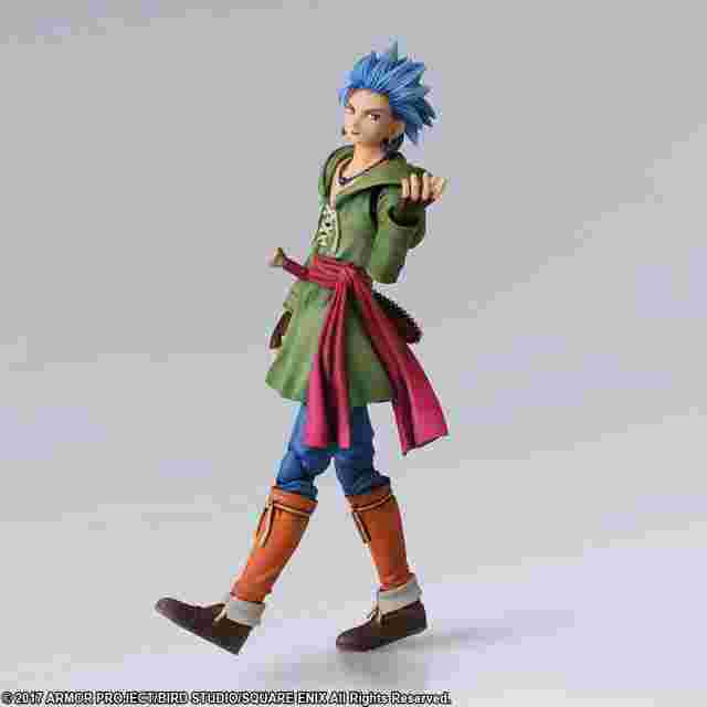 Screenshot for the game DRAGON QUEST ® XI: Echoes of an Elusive Age™ BRING ARTS™ Erik [ACTION FIGURE]