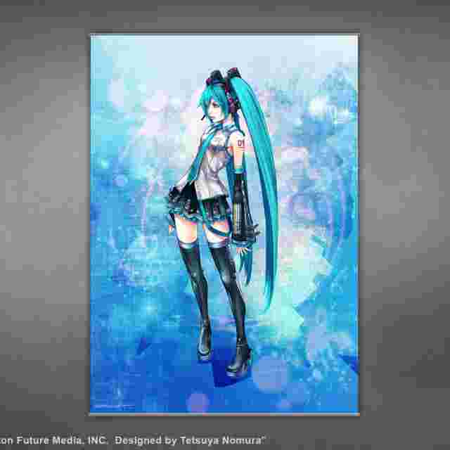 Screenshot for the game HATSUNE MIKU [Wall Scroll Poster]