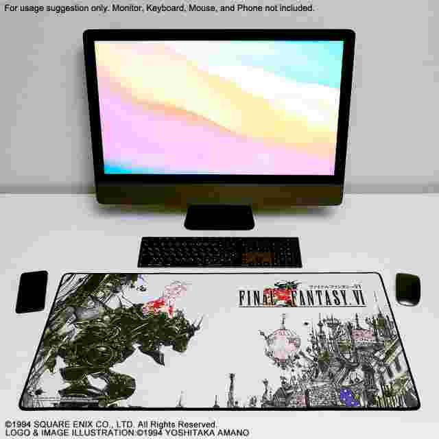 Screenshot for the game FINAL FANTASY VI Gaming Mouse Pad
