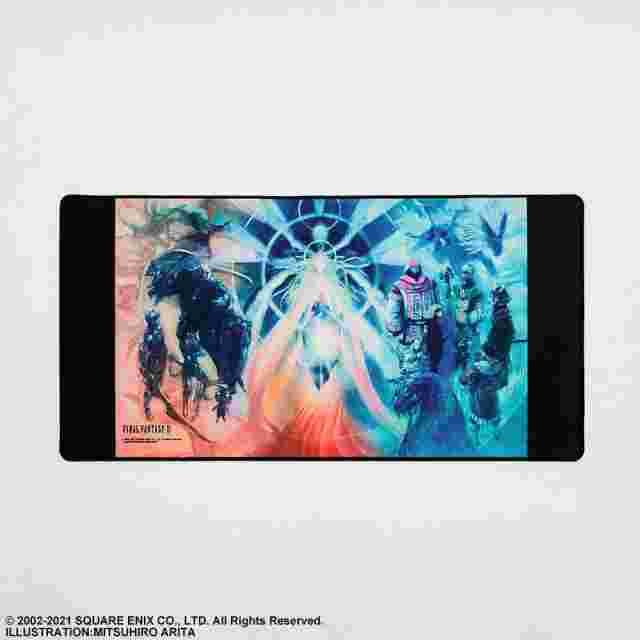 Screenshot for the game FINAL FANTASY XI Gaming Mouse Pad