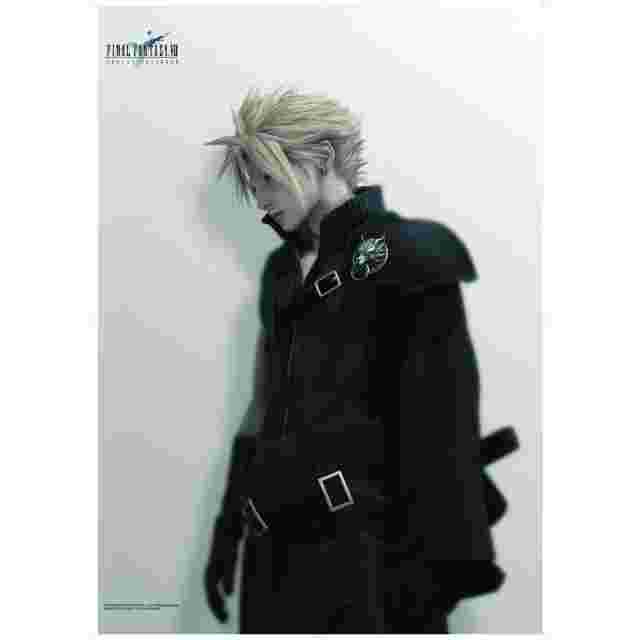 Captura de pantalla del juego FINAL FANTASY VII AC WALL SCROLL - CLOUD STRIFE 2017