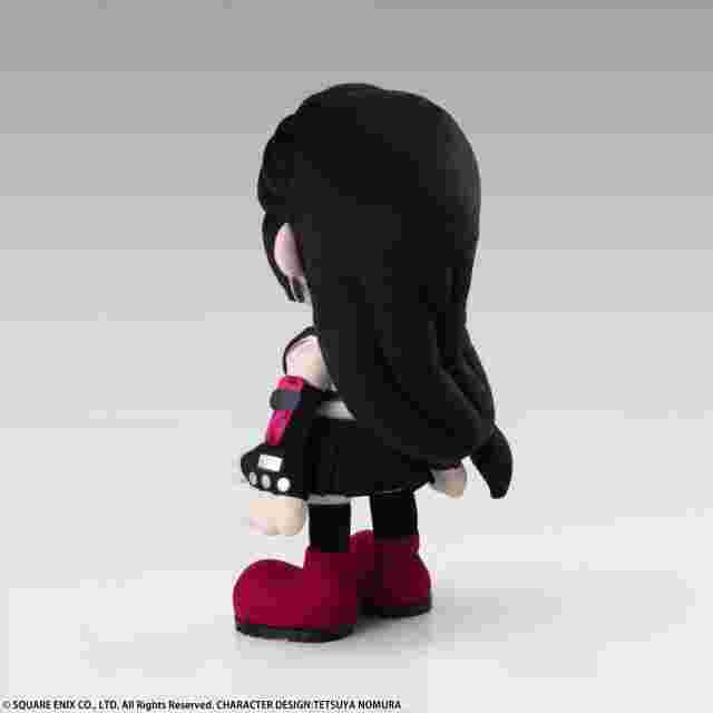 Captura de pantalla del juego FINAL FANTASY VII Action Doll TIFA LOCKHART