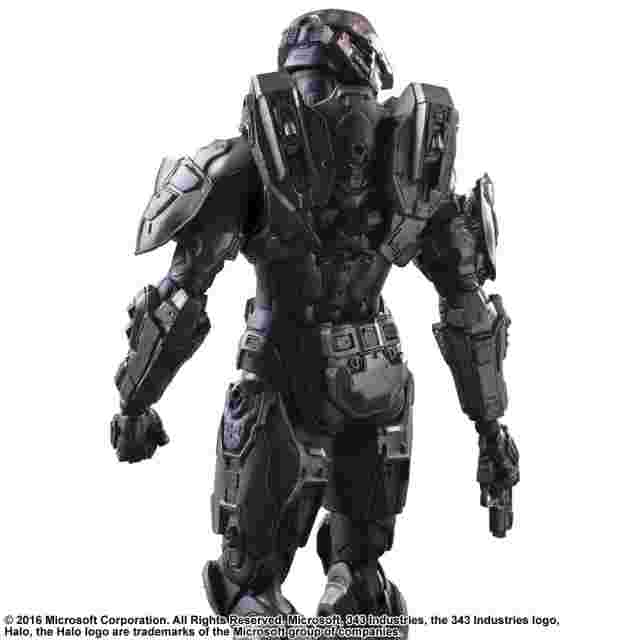Screenshot for the game HALO 5 GUARDIANS PLAY ARTS KAI [Master Chief]