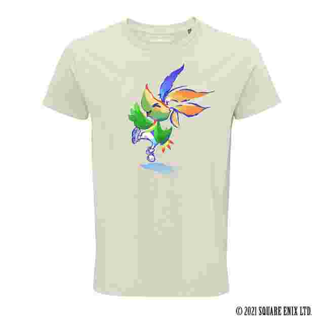 Screenshot for the game SQUARE ENIX PRIDE MASCOT LIMITED T-SHIRT FOR CHARITY - NATURAL (M)