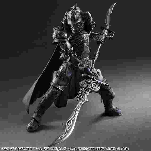 Screenshot for the game Figurine FINAL FANTASY XII Play Arts Kai [Gabranth]