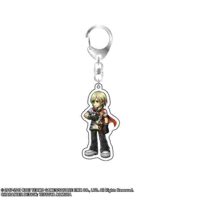 Screenshot for the game DISSIDIA FINAL FANTASY Acrylic Keychain Ace Vol.2