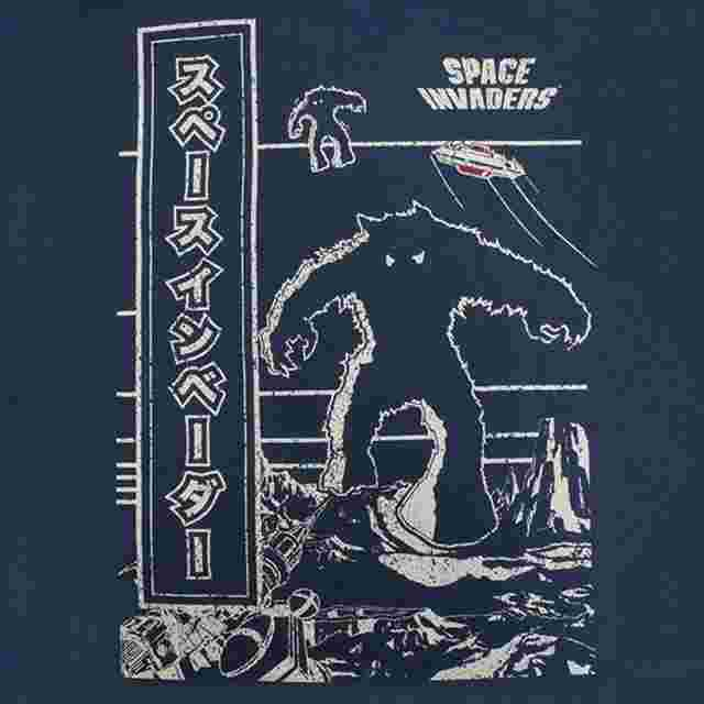 Screenshot for the game Space Invaders Cabinet T-Shirt: XS [APPAREL]