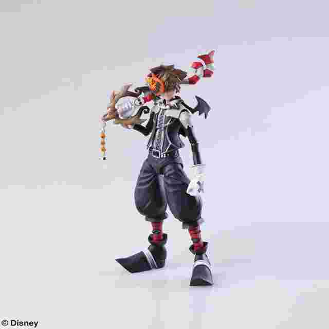 Screenshot des Spiels KINGDOM HEARTS II BRING ARTS - SORA HALLOWEEN TOWN Ver.