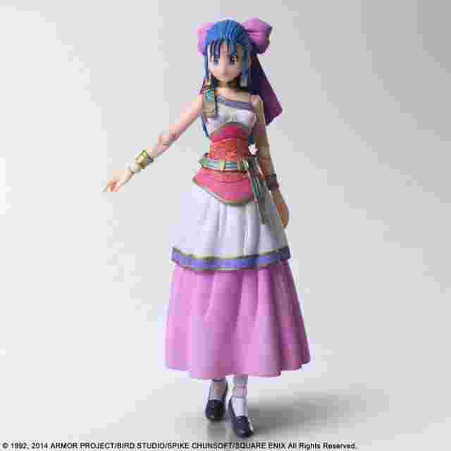 Captura de pantalla del juego DRAGON QUEST V HAND OF THE HEAVENLY BRIDE BRING ARTS - NERA SQUARE ENIX LIMITED VER.