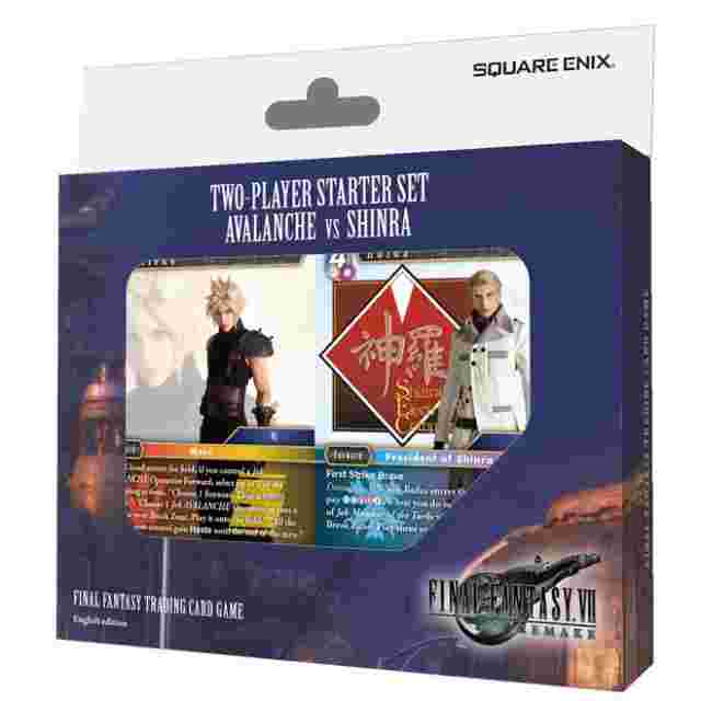 Screenshot for the game FINAL FANTASY TRADING CARD GAME: AVALANCHE VS SHINRA TWO-PLAYER STARTER SET [FFTCG]