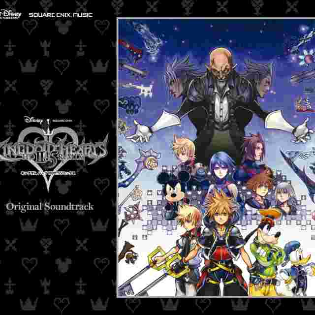 Screenshot for the game KINGDOM HEARTS HD 2.5 ReMIX Original Soundtrack [CD]