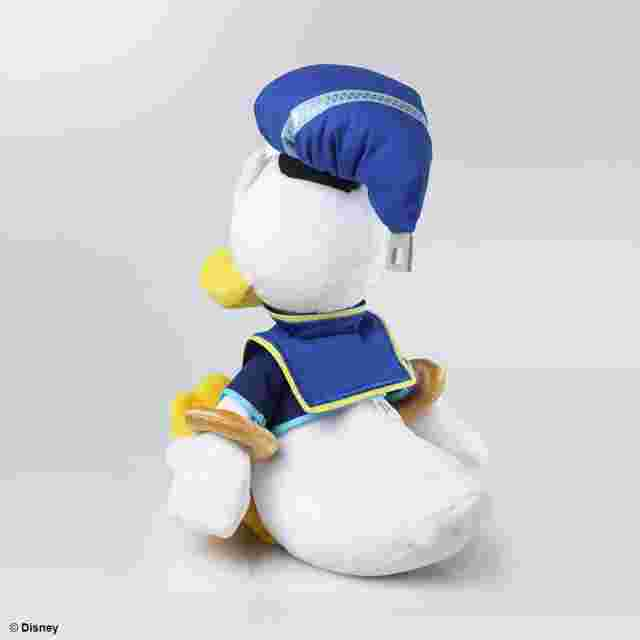 Captura de pantalla del juego KINGDOM HEARTS: KH III DONALD DUCK PLUSH