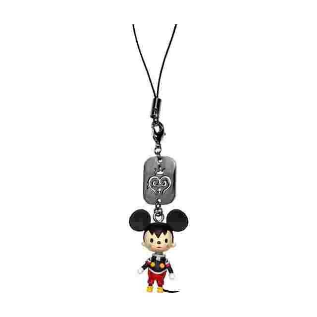 Screenshot for the game Kingdom Hearts Avatar Strap vol. 3 King Mickey