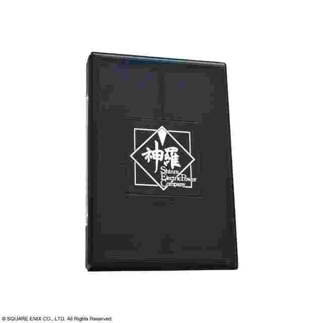 Screenshot for the game FINAL FANTASY VII Shinra Business Card Binder