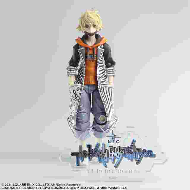 Screenshot for the game NEO: The World Ends with You BRING ARTS™ Action Figure - RINDO [ACTION FIGURE]