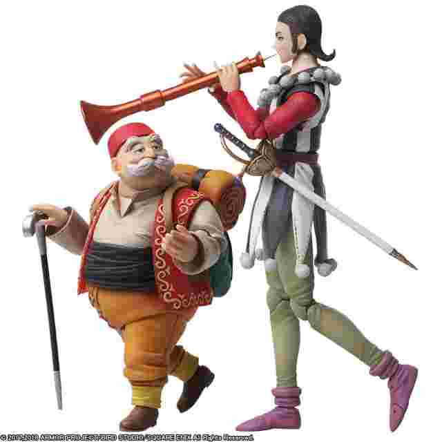 Screenshot for the game DRAGON QUEST ® XI: Echoes of an Elusive Age™ BRING ARTS™ Sylvando & Rab Set [ACTION FIGURE]