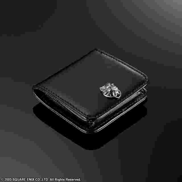 Screenshot des Spiels FINAL FANTASY VII: Advent Children Leather Coin Pouch - Cloudy Wolf