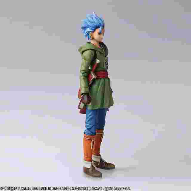 Screenshot for the game DRAGON QUEST XI Echoes of an Elusive Age BRING ARTS Erik