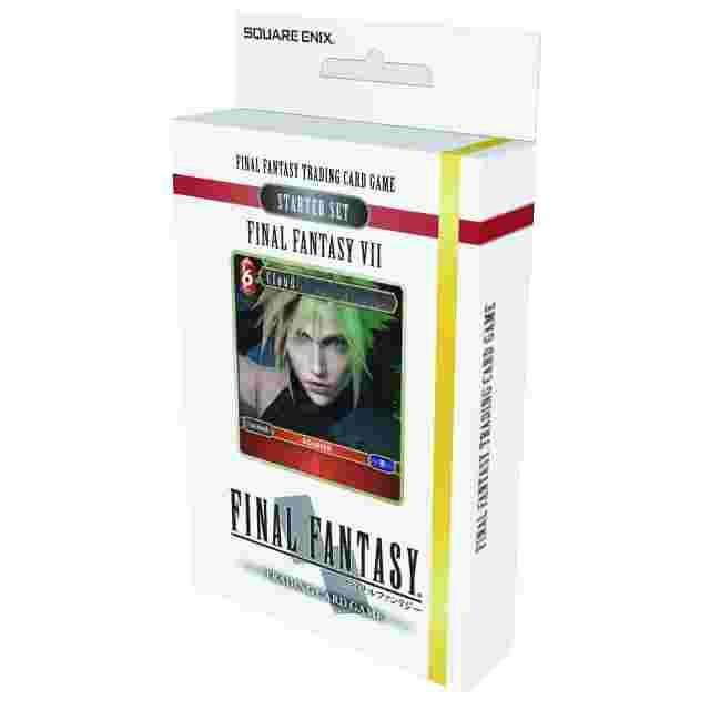 Screenshot for the game FINAL FANTASY TRADING CARD GAME STARTER DECK: FINAL FANTASY VII [FFTCG]