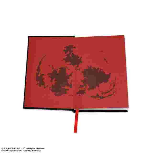 Screenshot for the game FINAL FANTASY VII Hard Cover Notebook: Shinra