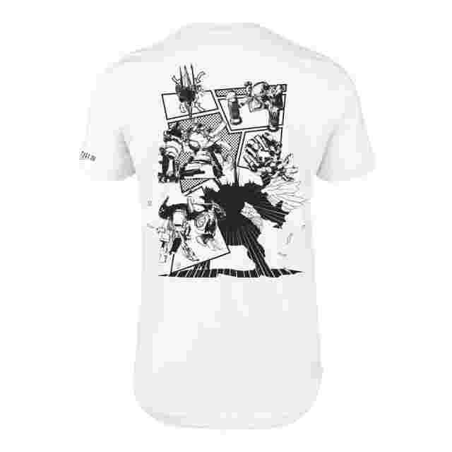 Screenshot for the game FINAL FANTASY XIV T-Shirt - Perfect Alexander - White (XL)