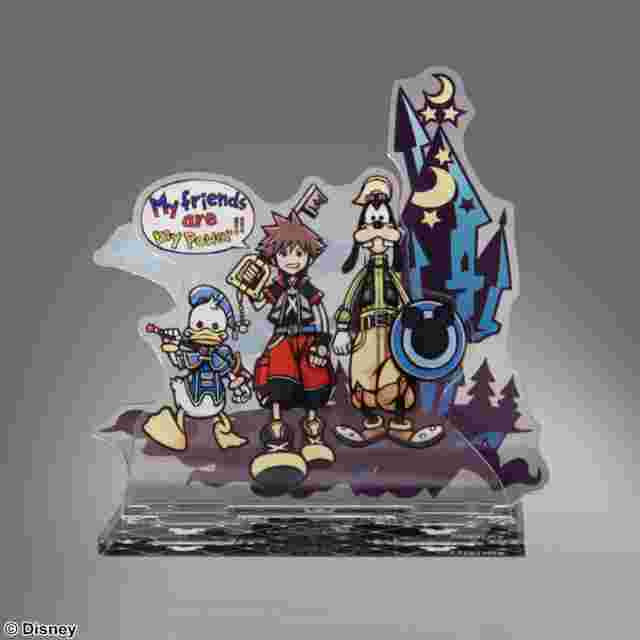 Screenshot for the game KINGDOM HEARTS HD 2.8 Final Chapter Prologue Acrylic Stand COMING