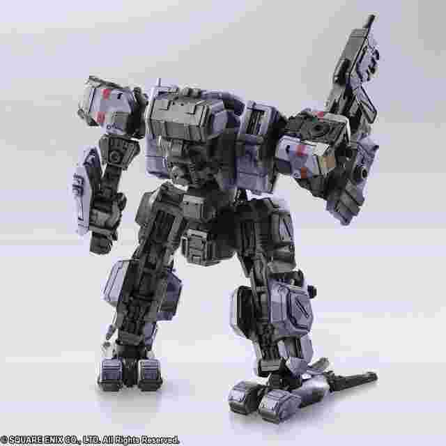 Screenshot for the game FRONT MISSION 1ST WANDER ARTS ZENITH URBAN CAMO VARIANT [ACTION FIGURE]