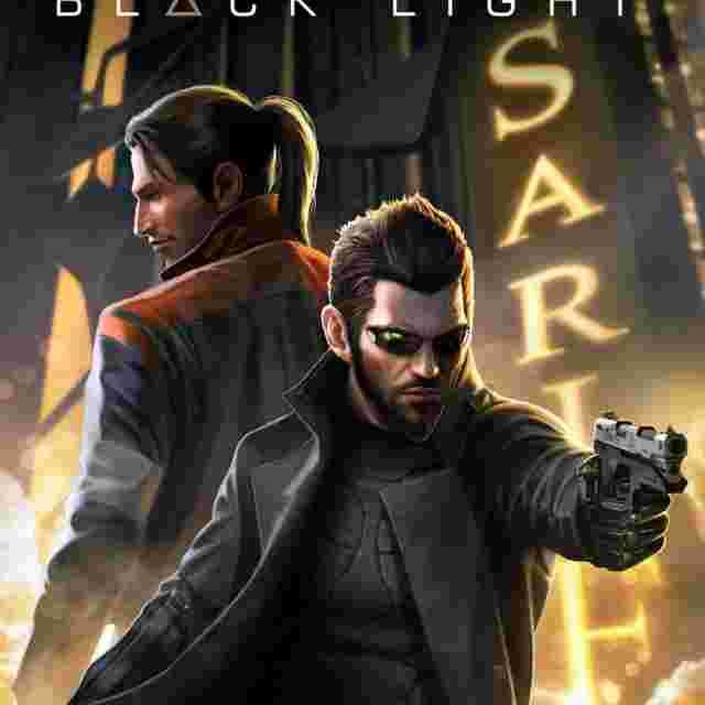 Screenshot for the game Deus Ex: Black Light (Deus Ex: Mankind Divided prequel) [Book]