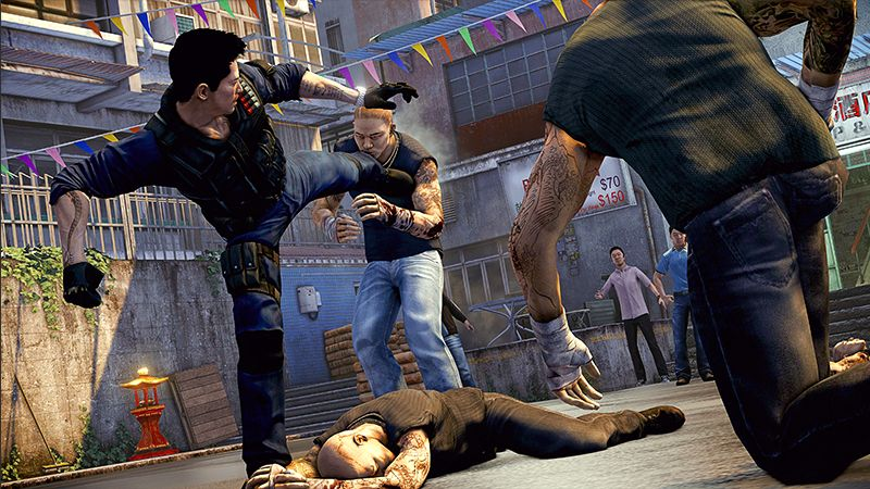 Sleeping Dogs Definitive Edition [PC Download] | Square Enix Store