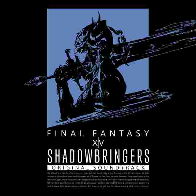 Screenshot for the game SHADOWBRINGERS: FINAL FANTASY XIV Original Soundtrack [Blu-ray Disc Music]