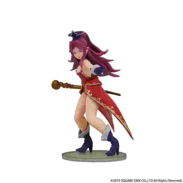 Screenshot des Spiels TRIALS OF MANA 6 CHARACTER FIGURE SET