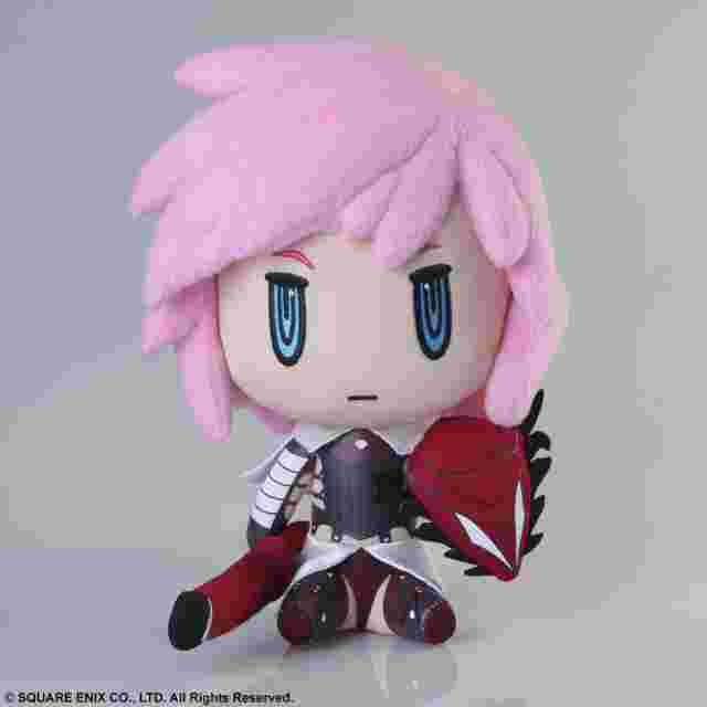 Screenshot for the game FINAL FANTASY® PLUSH LIGHTNING [PLUSH]