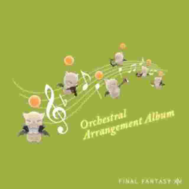 Screenshot for the game FINAL FANTASY XIV Orchestral Arrangement Album [CD]